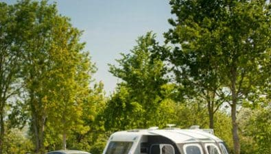 Our Touring & Camping Pitch Areas | Somerset Campsite | Old Oaks