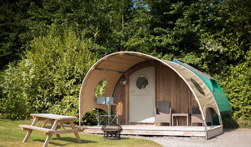 Glamping Cabins Glamping Pods Somerset Old Oaks