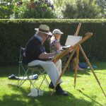 painting courses at old oaks