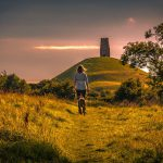 walking-at-glastonbury-tor